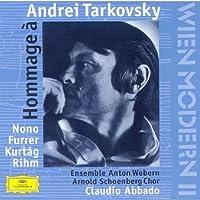 Hommage a Andre Tarovsky