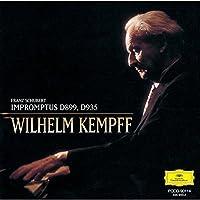 Schubert: Impromptus D899, D935 by Wilhelm Kempff (2012-12-05)