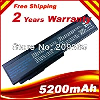 Laptop Battery for Asus N53S N53J N53JQ A32-N61 A32-M50 N43 N61JQ