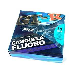 サンヨーナイロン ライン APPLOUD GT-R カモフラ フロロ 150m 8lb