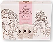 Natural Shampoo and Conditioner Hair Care Travel Set ::: Certified Vegan and Cruelty Free ::: Sulfate Free and Paraben Free