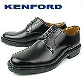 24.5 ブラック リーガル シューズ ケンフォード KENFORD K641L ブラック メンズ ビジネスシューズ プレーントゥ 紳士靴