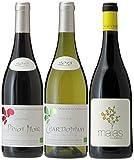 【Amazonワインエキスパート厳選】有機栽培認証ワイン飲み比べ3本セット