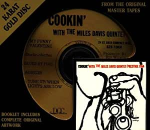 Cookin With the Miles Davis Quintet