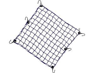 タナックス(TANAX) ツーリングネットV モトフィズ(MOTOFIZZ) ブルー LLサイズ(60L) MF-4568