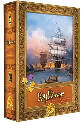 キーフラワー (Keyflower : Master Print Edition) ボードゲーム