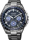 [シチズン]CITIZEN 腕時計 エコ・ドライブGPS電波時計 F900 ダブルダイレクトフライト LIGHT in BLACK 世界限定2,300本 替えバンド&限定ボックス付き  CC9017-59L メンズ