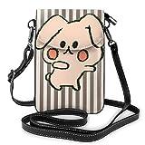 シバリング猫 携帯バッグ 携帯ケース フォン保護 携帯収納バッグ ボディ掛け財布 スマホバッグ ショルダーバッグ 斜め掛けバッグ 小物入れ カード入れバッグ 多機能 多用途