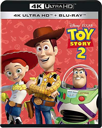 トイ・ストーリー2 4K UHD [4K ULTRA HD+ブルーレイ] [Blu-ray]