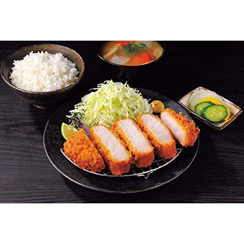 【業務用】味の素 タイ産 GV342 三元豚の厚切り上ロースカツ 冷凍1.2kg 袋(6個)