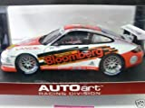 80689 1/18 ダイキャストモデル ポルシェ 911(997) '06 GT3カップ #98 (ホワイト)