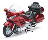Newray - HONDA GOLD WING (2010) - Diecast Motorbike Model Scale 1:12 by Newray [並行輸入品]