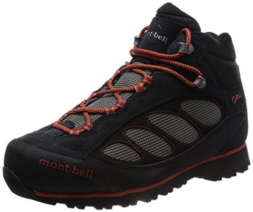 [モンベル] mont-bell ティトン®ブーツ Men's 1129325 BK (BK/25.5)