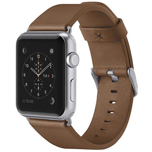 belkin Apple Watch用 レザーバンド 42mm イタリアンレ...