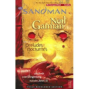 The Sandman 1: Preludes and Nocturnes