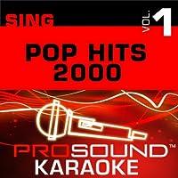 Sing Pop Divas 2000 Vol. 1 [KARAOKE]