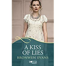 A Kiss of Lies: A Rouge Regency Romance: (Disgraced Lords #1)
