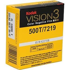 コダック スーパー8 カラーネガ VISION3 500T 7219/50フィート カートリッジ