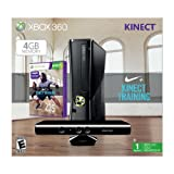 Xbox 360 4GB Nike+ Kinect Training Bundle 並行輸入品