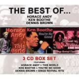 B.O. Horace Andy & Ken Boothe & Dennis Brown