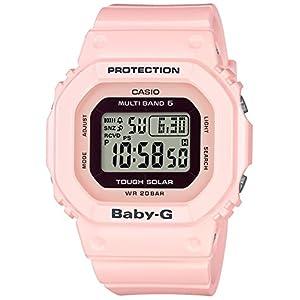 [カシオ]CASIO 腕時計 BABY-G ベビージー クリーンスタイル 電波ソーラー BGD-5000-4BJF レディース