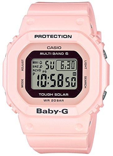日本で人気の女性用カシオ [casio] casio watch baby-g babysie radio solar bgd-5000-4bjf women's