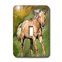 3drose LLC lsp _ 4819_ 1Quarter Horse , Single切り替えスイッチ