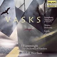 Vasks: Cantable Symphony Stimmen & Musica Dolorosa by I Fiamminghi (1997-05-03)