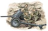 ドラゴン 1/35 第二次世界大戦 ドイツ軍 3.7cm Pak35/36 with 砲兵 プラモデル DR6152