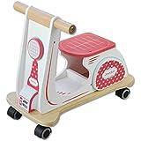 Indigo Jamm - Jamm Scoot Heart - 12歳以上のお子様向けのデザイン
