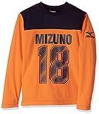 (ミズノ)MIZUNO(ミズノ) トレーニングウエア 長袖Tシャツ [ジュニア] 32JA7941 54 オレンジ 150