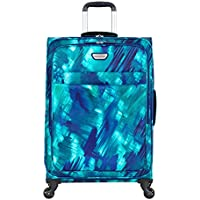 """Ricardo Beverly Hills Sea Cliff 21"""" Carry-on Suitcase, Watercolor Blue (Blue) - 744-21-400-4WB"""