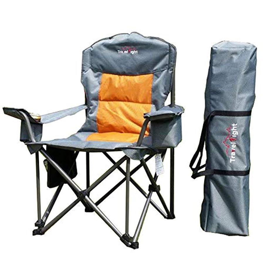 優遇トリム赤外線アウトドアチェア 折りたたみ椅子 ファスナー付き カップホルダー付き 収納ポケット付き 耐荷重250kg コンパクト 収納バッグ カップホルダー付 レジャー お釣り 登山 携帯便利 キャンプ椅子