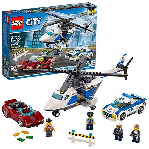 シティ 60138 ポリスヘリコプターとポリスカー