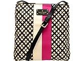 (ケイトスペード) kate spade バッグ BAG ショルダーバッグ マルチカラー キャンバス レザー wkru1506-017 アウトレット レディース ブランド 並行輸入品