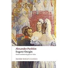 Eugene Onegin: A Novel in Verse
