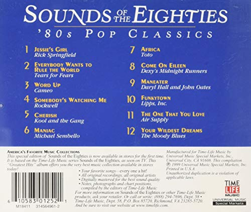Sounds of Eighties: 80's Pop Classics