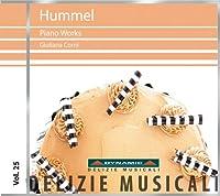 JN Hummel: Piano Works