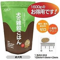 アニマルワン犬の雑穀ごはん 成犬用1.6kg