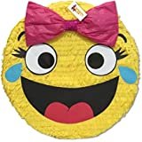 ガーリーLaughing Emoticon Pinata by apinata4u