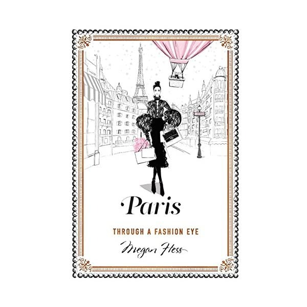 Paris: Through a Fashion...の商品画像