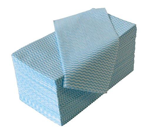 ストリックスデザイン カウンタークロス 100枚入 ブルー