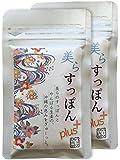 すっぽんとしょうがの沖縄産サプリ 62粒 2パック コラーゲンでぷるぷる しょうがでぽかぽか 自然の恵み