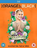 Orange Is The New Black - Season 1-3 [Blu-ray](海外inport版)