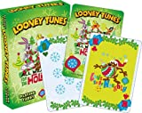 Aquarius Looney Tunes Holiday Playing Cards