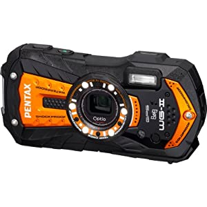 PENTAX 防水デジタルカメラ Optio WG-2 約1600万画素 CALSモード