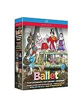 Ballet For Children [Box Set] [VARIOUS] [Opus Arte: OABD7217BD] [Blu-ray]