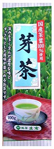 土倉 芽茶 100g×5