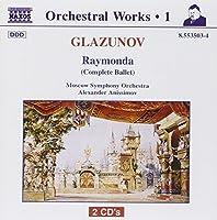 Raymonda by GLAZUNOV (1996-04-23)