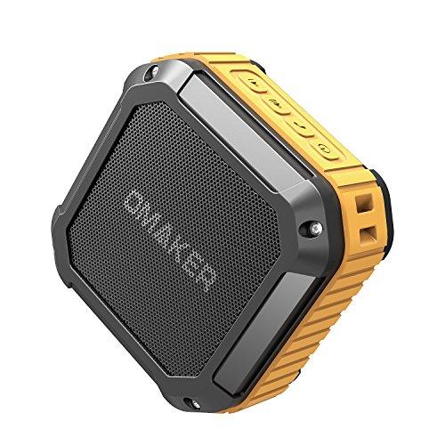 オーメイカー(Omaker) 防水/耐衝撃Bluetoothスピーカー Bluetooth4.0+EDR オレンジ M4